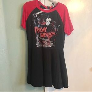 Friday the 13th Dress
